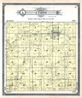 Athens Township, Ringgold County 1915 Ogle